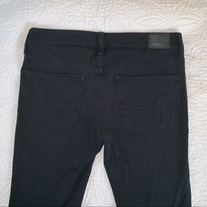 American Eagle Outfitters Jeans - American Eagle black super stretch jeggings